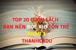 20 cuốn sách hay bạn nên đọc khi đang còn trẻ - Phần 3