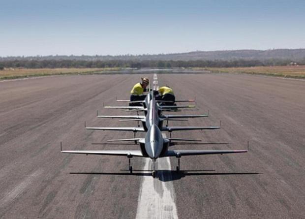 Боинг сконструировал умные беспилотные летательные аппараты