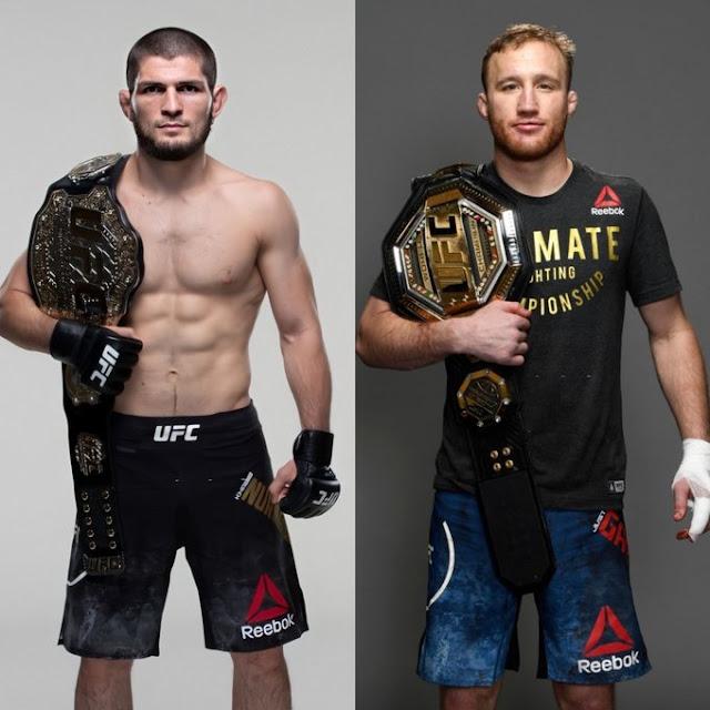UFC: حبيب قد يعود من الاعتزال