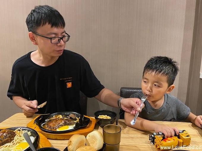 新竹北區-金太子平價牛排-百元排餐-城隍廟周邊餐廳-jin tai zi ping jia niu pai guan