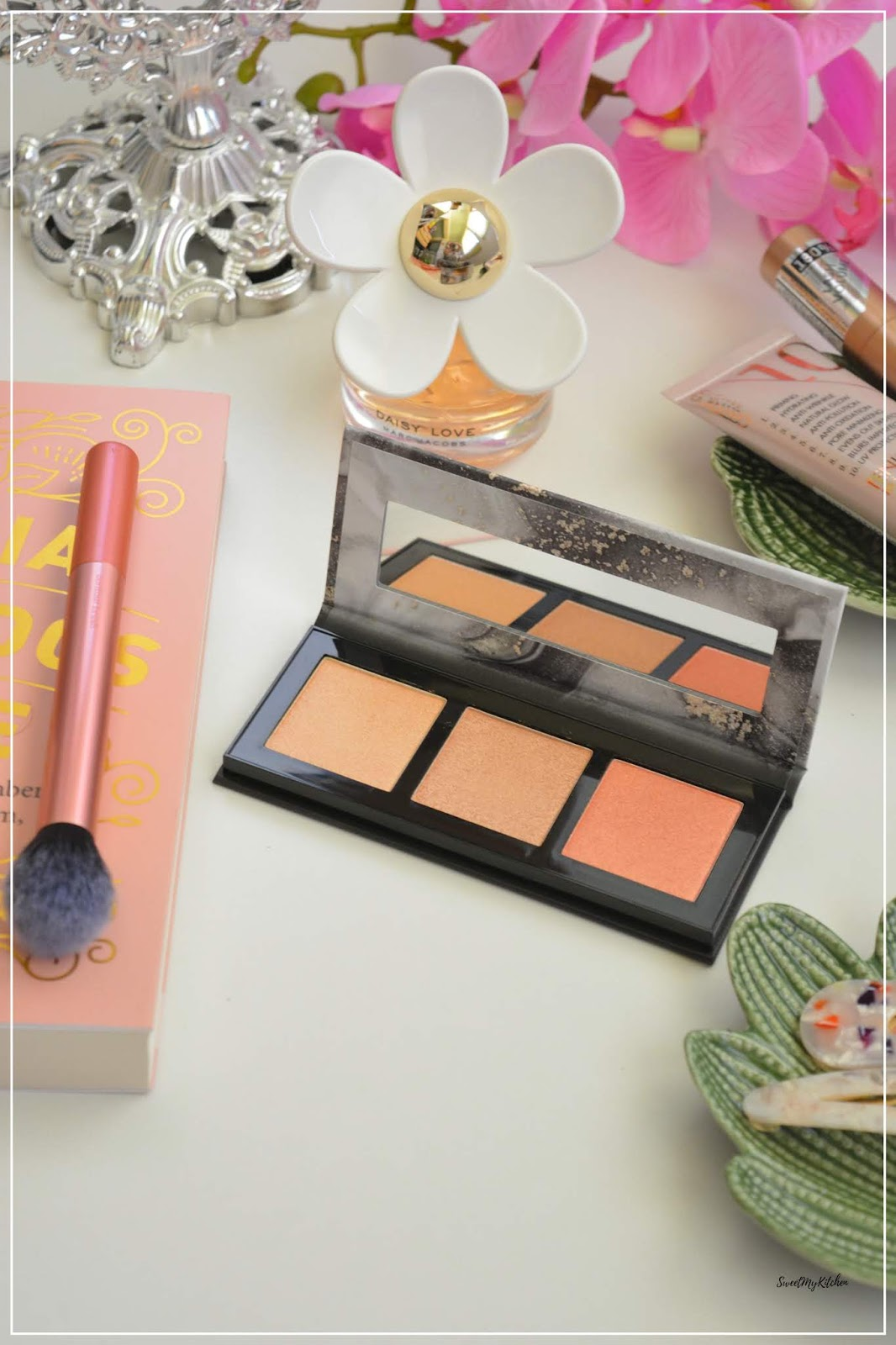 Catrice Luminice Highlight Bronze Glow palette
