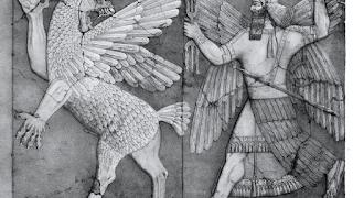 المعتقدات الدينية للحضارات الكنعانينة والبابلية والعربية