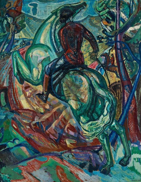 RIP Swedish modernist painters Axel Törneman | 🎨ARTIST'S BIRTHDAYS🎨