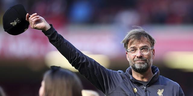 Air Mata Jurgen Klopp di Parade Juara Liverpool