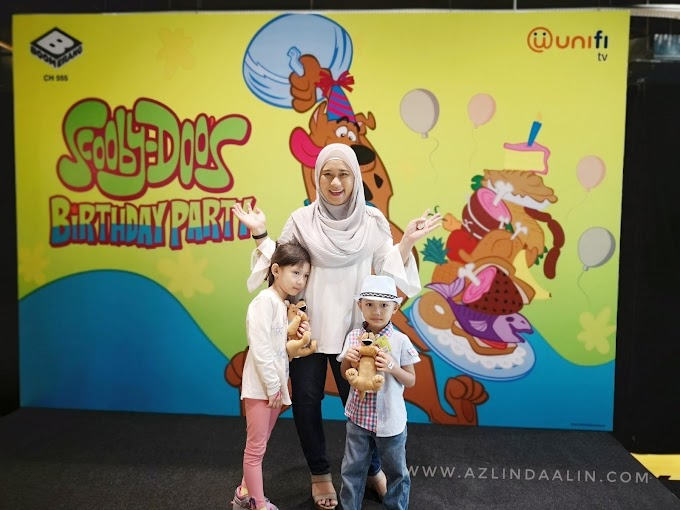50TH SCOOBY-DOO'S BIRTHDAY PARTY AT BLOKKE CITTA MALL PJ !