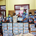 Banjir Di Kecamatan Dukuhseti dan Tayu, DPC Demokrat Pati Langsung Salurkan Bantuan
