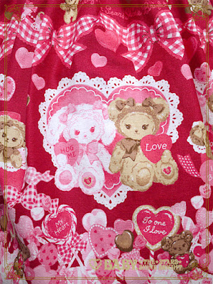 valentines, btssb, sweet lolita, fashion, mintyfrills, kawaii, cute,
