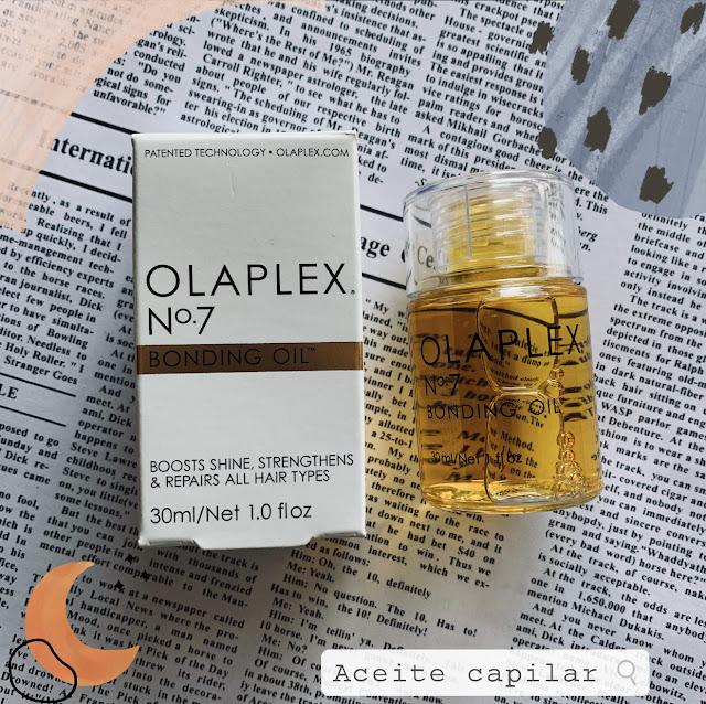 Olaplex aceite capilar