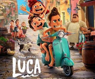 LUCA-Disney-Film-Libura- Sekolah