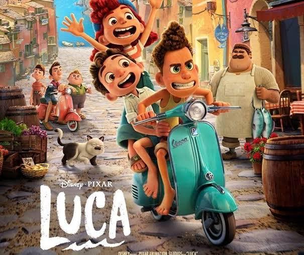 LUCA-Film Disney Untuk Temani Liburan Sekolah
