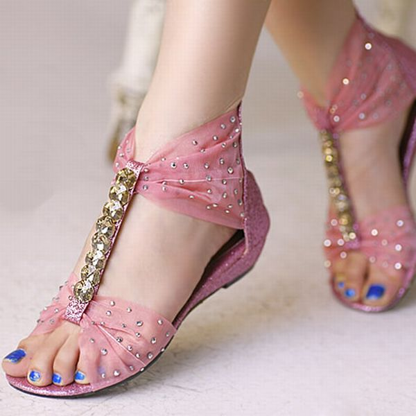 Different Types Of High Heel Shoes