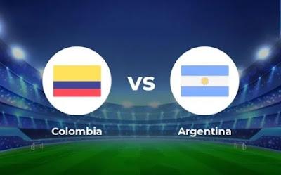 مشاهدة مباراة الارجنتين ضد كولومبيا 09-06-2021 بث مباشر في تصفيات كأس العالم