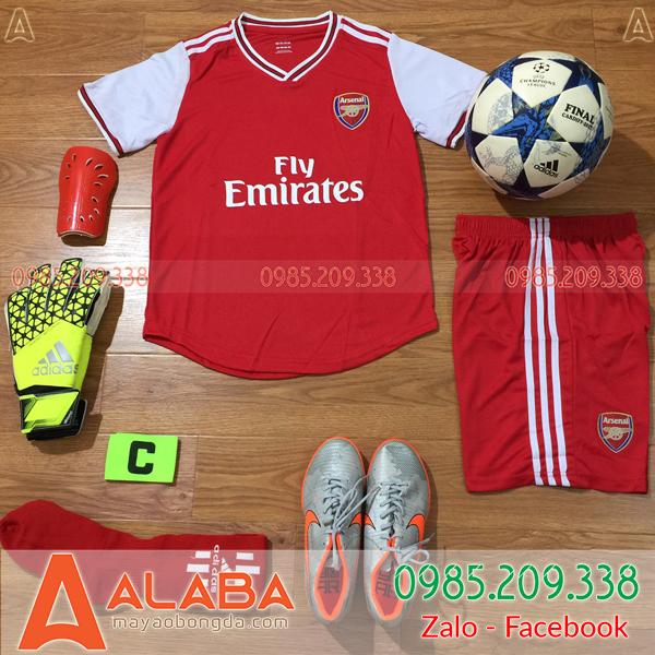Áo Arsenal 2020 đẹp