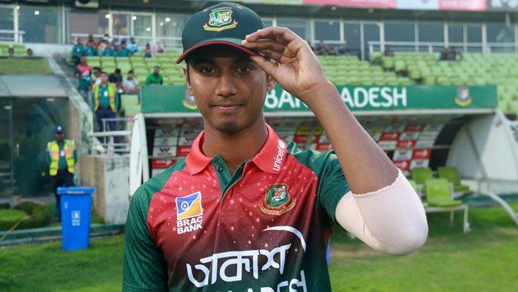 নতুন মুখ হাসান মাহমুদ, উইন্ডিজের বিপক্ষে টেস্ট দল ঘোষণা