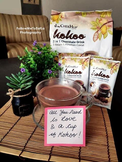 Chek Hup Kokoo Chocolate Drink