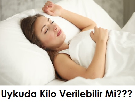 Uykunun kiloya etkisi