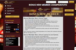 TIPS BONUS NEW MEMBER TERBESAR Bone Bolango