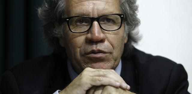 """Luis Almagro: """"Los venezolanos deben recurrir a la desobediencia civil frente a la dictadura"""""""