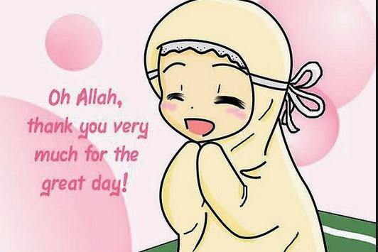 Sebuah Pesan Islami yang Menyentuh Hati