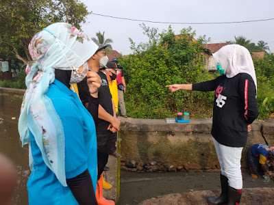 Wakil Walikota Palembang Ajak Seluruh Masyarakat Jangan Cemari Sungai