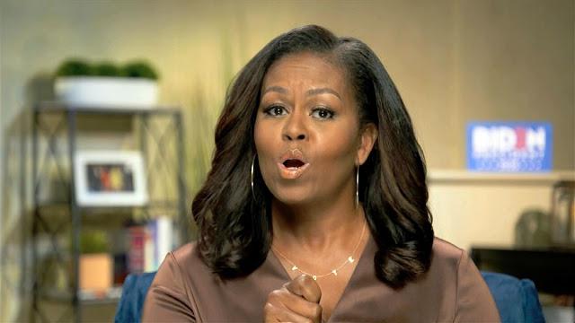 Michelle Obama's Full Speech At The 2020 DNC