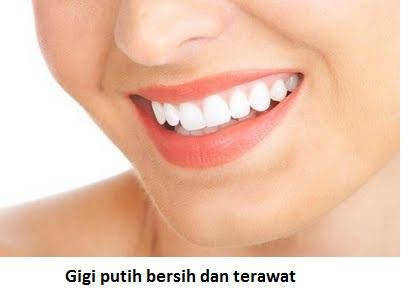 Tips Perawatan Gigi Putih Secara Alami