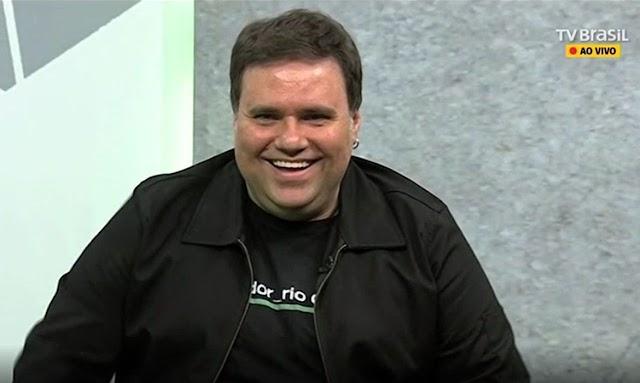 Repórter Rodrigo Rodrigues morreu vitima do Coronavirus