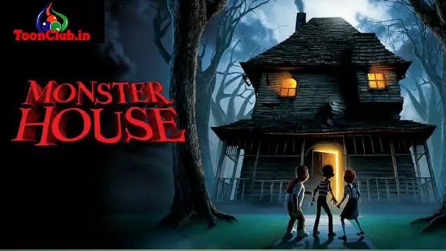 Monster House Animation Movie In Hindi Dubbed Free Download