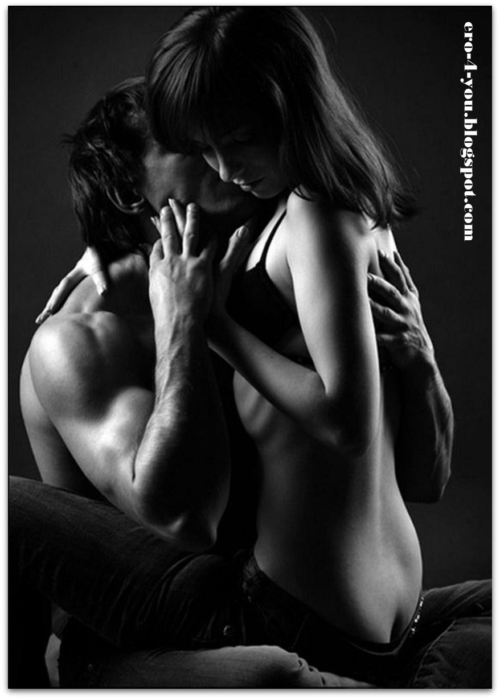 Erotic hug