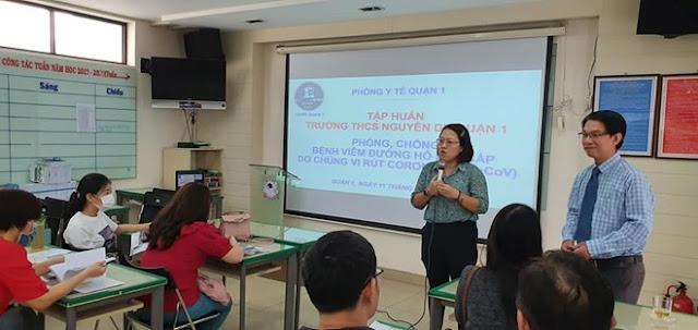 Sở GD- ĐT TP.HCM cho học sinh nghỉ học đến hết tháng 2 vì dịch Covid-19