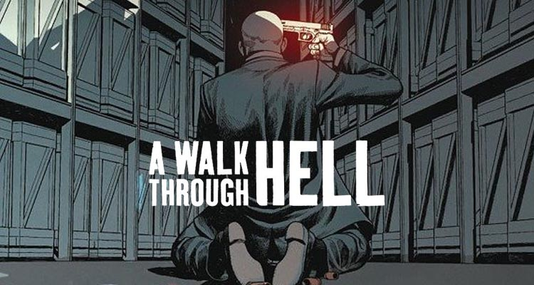 A walk Through Hell nº1, de Garth Ennis y Goran Sudzuka [Reseña]