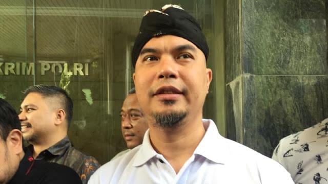 Polisi Diminta Adil dan Kaji Ulang Ujaran 'Idiot' Ahmad Dhani