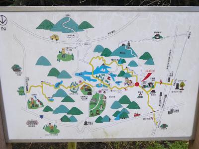 四條畷市 権現川ハイキングコース 蟹ヶ坂ハイキングコース