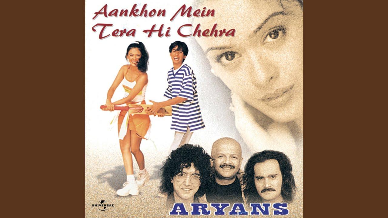 Aankhon Mein Tera Hi Chehra Lyrics Aryans Ft Shahid Kapoor