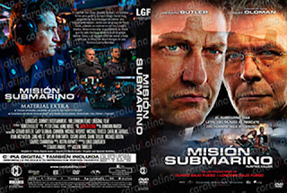 Hunter Killer - Mision Submarino -  DVD