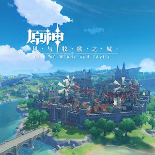 Genshin Impact – City of Winds and Idylls Original Soundtrack