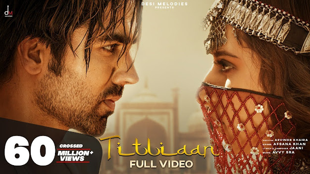 Titliaan Song Lyrics | Harrdy Sandhu | Sargun Mehta | Afsana Khan | Jaani | Avvy Sra | Arvindr Khaira Lyrics Planet