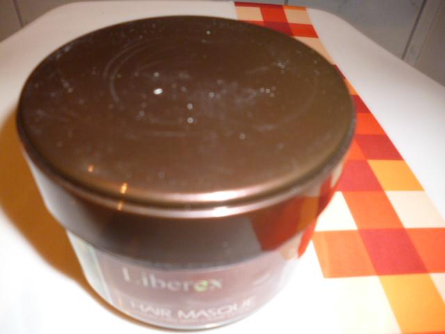 moni s blog haarkur liberex haarmaske mit extrakten von argan l und kaviar im test. Black Bedroom Furniture Sets. Home Design Ideas