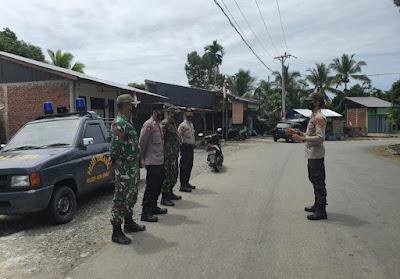 Peringatan Ke 16 Tahun Mou Helsinski, TNI-Polri Sinergi Melaksanakan Patroli Gabungan Di Wilayah