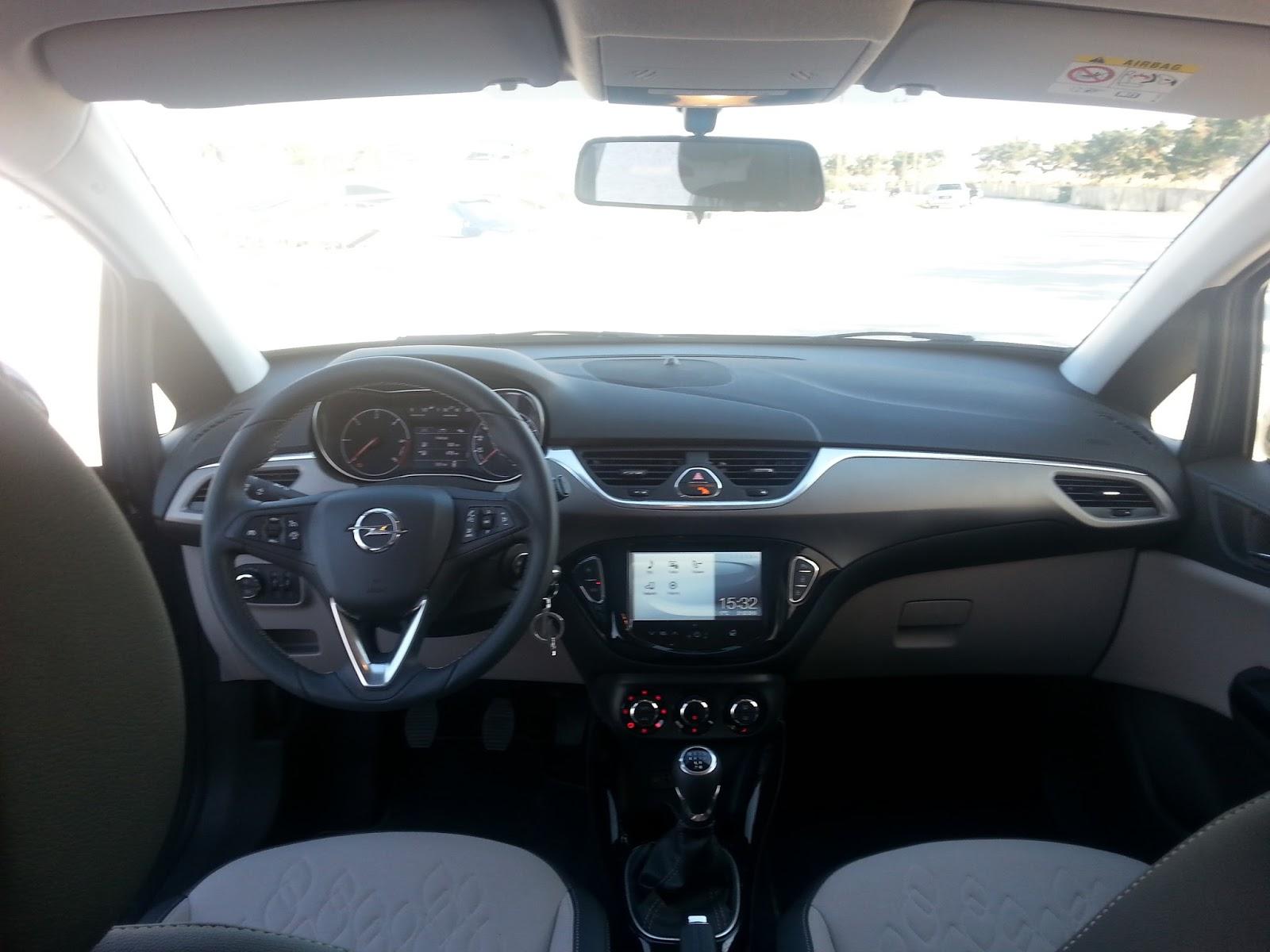F3 Δοκιμάζουμε το Opel Corsa 1,3 diesel