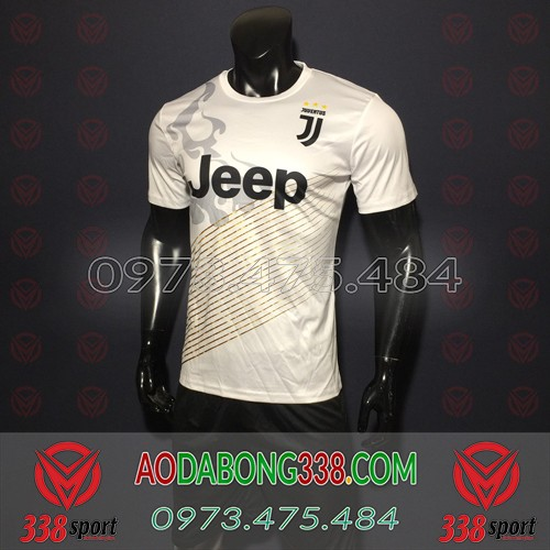 Áo Juventus 2019 2020 Training 12
