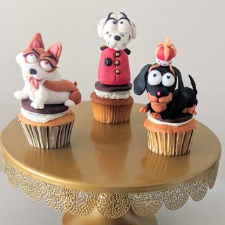SHARON SIRIWARDENA - Sharon's Creative Explosion Cakes, USA