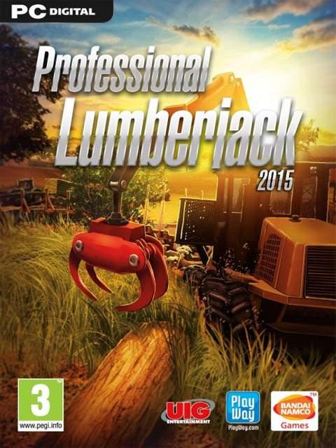 تحميل لعبة Professional Lumberjack 2015 مضغوطة برابط واحد مباشر كاملة مجانا