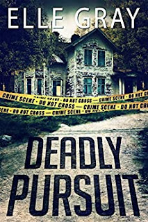 Deadly Pursuit: (Arrington Mystery) - Thrilling Mystery Suspense book promotion by Elle Gray
