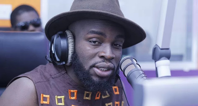 This Is What M.anifest Says About Beef With Sarkodie