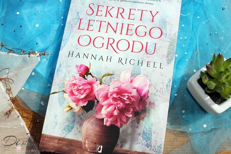 Sekrety letniego ogrodu H. Richell - recenzja