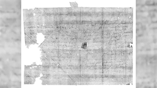 Carta de Jacques Sennacques