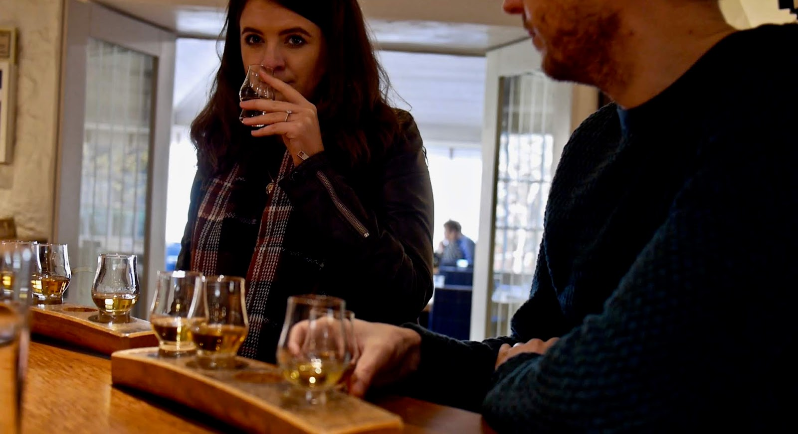 whisky tasting, The Famous Grouse Experience at Glenturret Distillery
