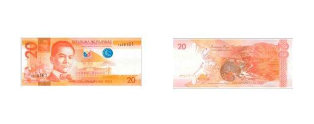 Dalawampung Piso (20 pesos)