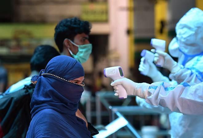 La razón del declive de los casos de Covid-19 en India no está clara....